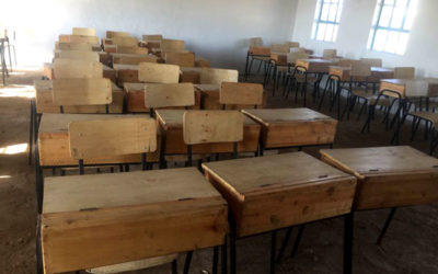 Molibany Primary School Desks